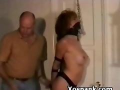 Crazy Spanking Wild Bitch In Extreme Fetish